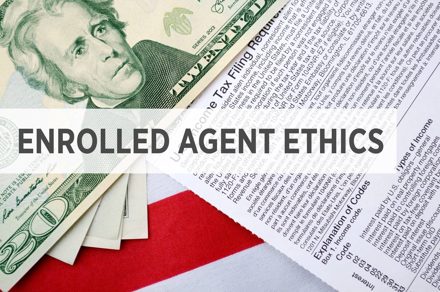 Enrolled Agent Ethics, November, Webinar