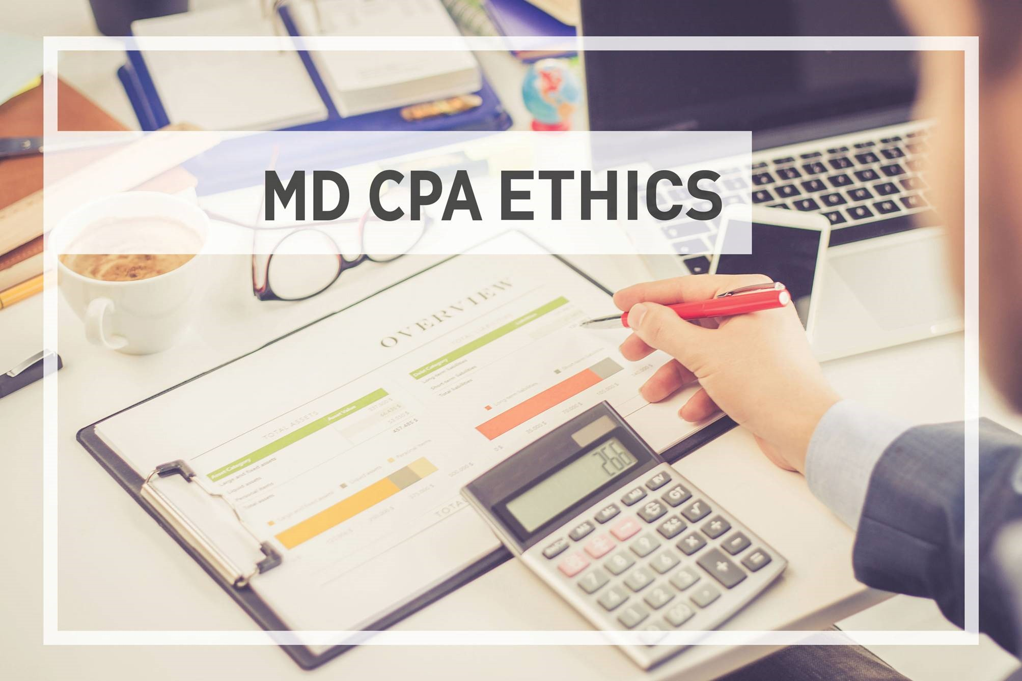 Maryland CPA Ethics, MD