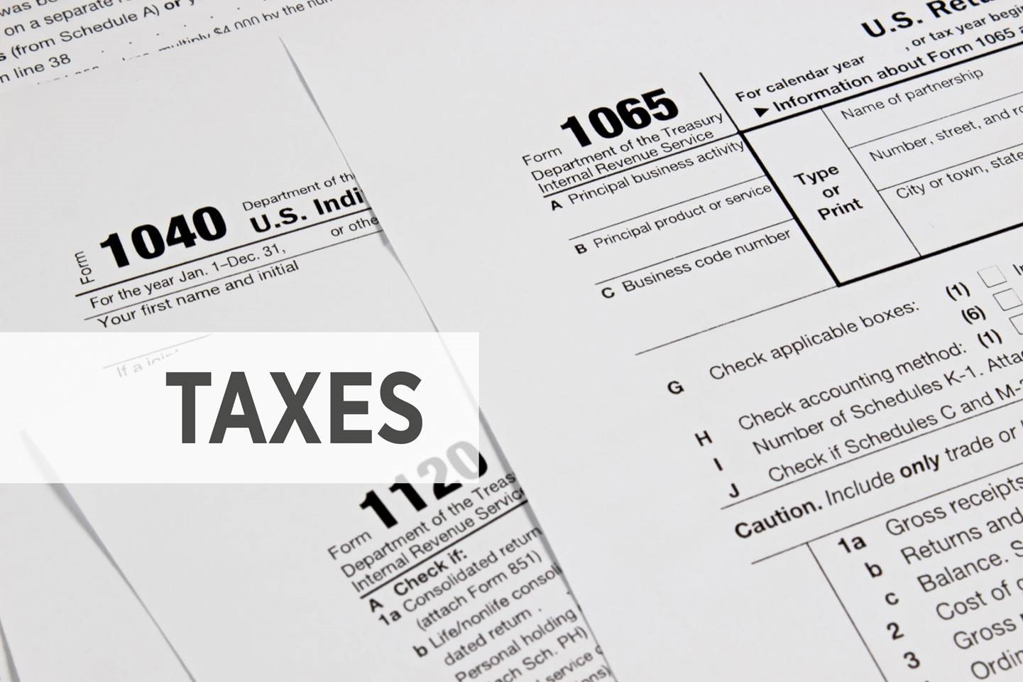 2018 New Tax Act - What You Need to Know ***MEMBERS ONLY***, Easton